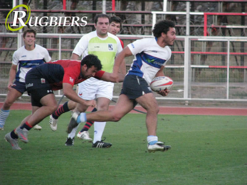 IV SEVEN DE CURICO - UC vs Old Johns