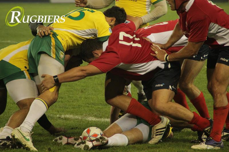 Chile vs Brasil Sudam 2013 17