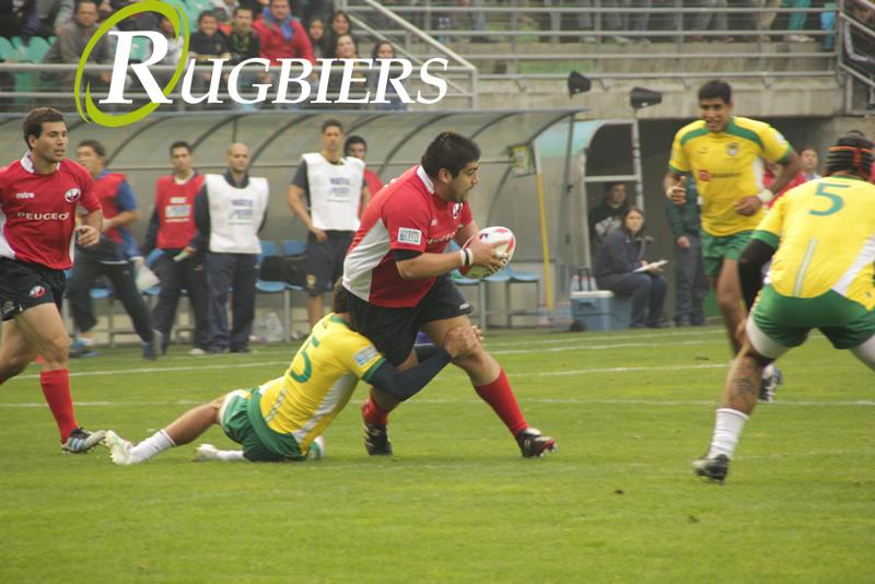 Chile vs Brasil Sudam 2013 5