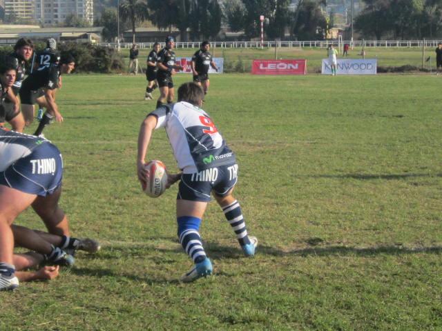 Sporting vs Old Macks LRC 2013 1