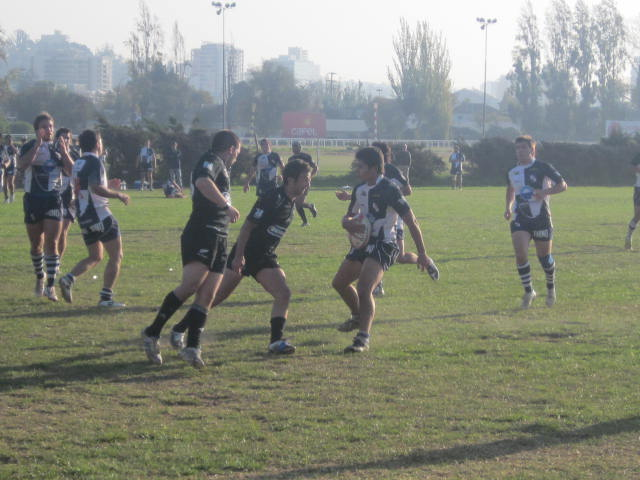 Sporting vs Old Macks LRC 2013 4