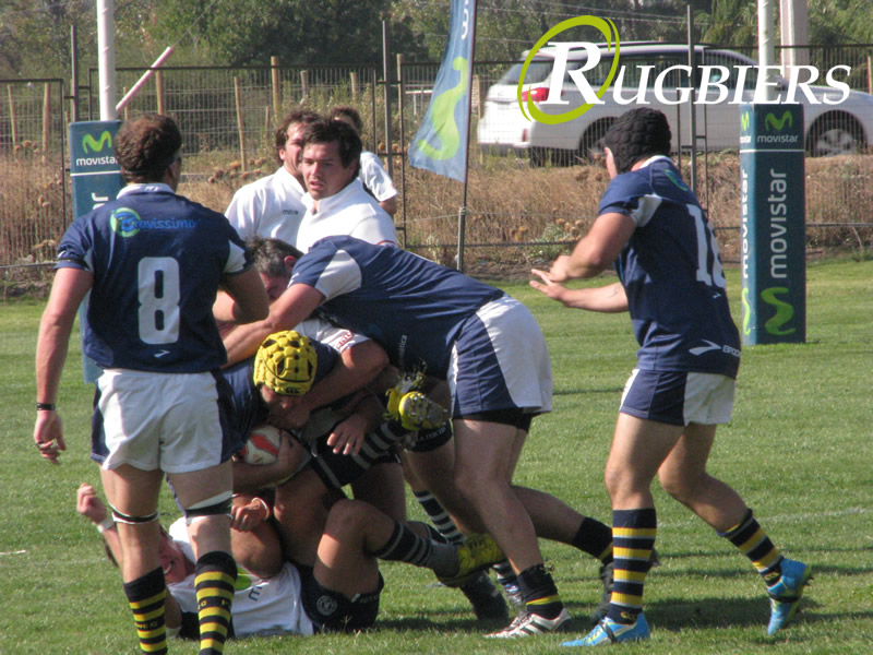 Torneo de Apertura 2013 - Old Boys vs PWCC 3