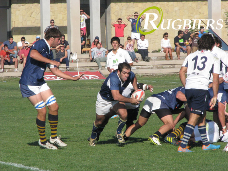 Torneo de Apertura 2013 - Old Boys vs PWCC 6