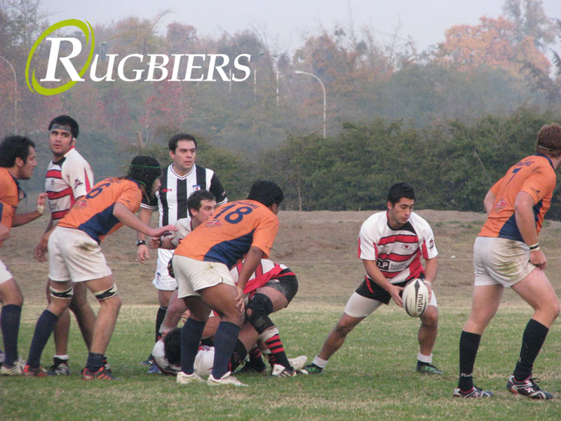 Apertura 2013 Old Georgians vs Old Reds 5