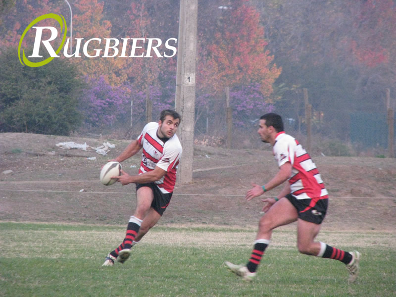 Apertura 2013 Old Georgians vs Old Reds 6