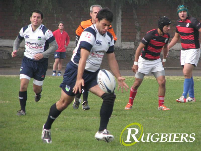 Apertura 2013 Old Newlanders vs Diablos 3