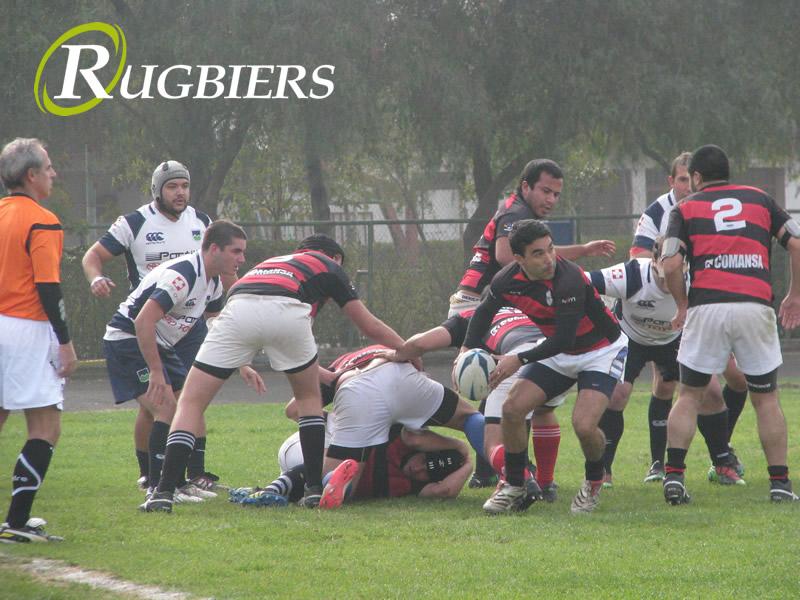 Apertura 2013 Old Newlanders vs Diablos 4