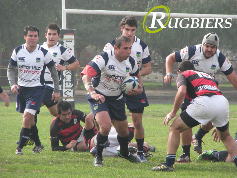 Apertura 2013 Old Newlanders vs Diablos 7