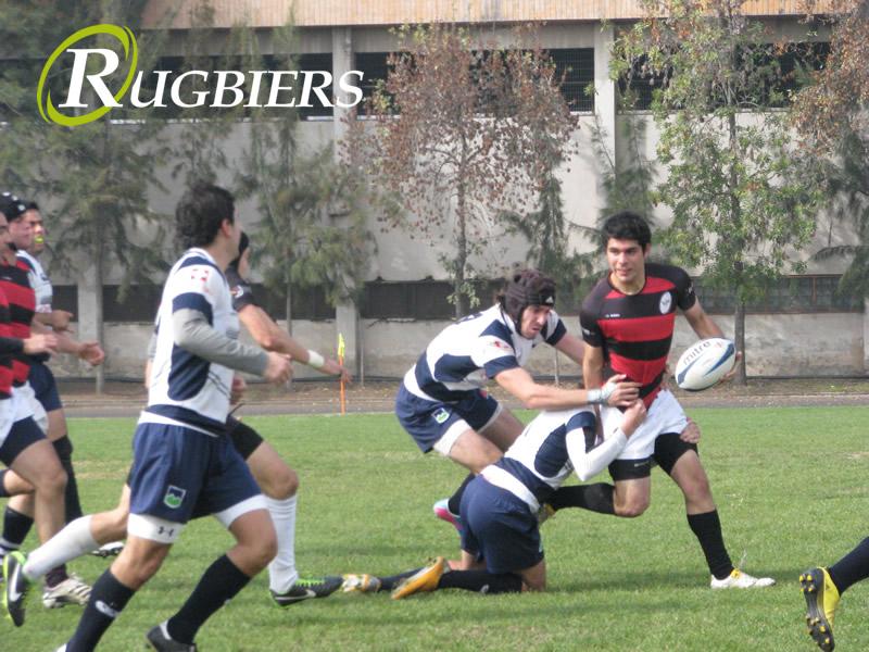 Apertura 2013 Old Newlanders vs Diablos 8