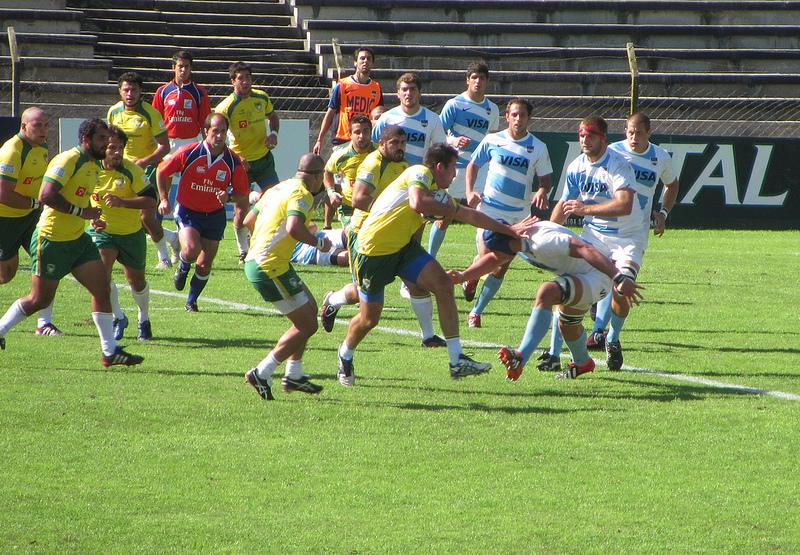 Argentina vs Brasil Sudamericano 2013 4