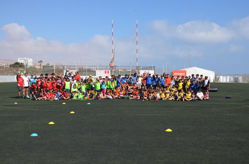 Escuelas de Rugby Antofagasta