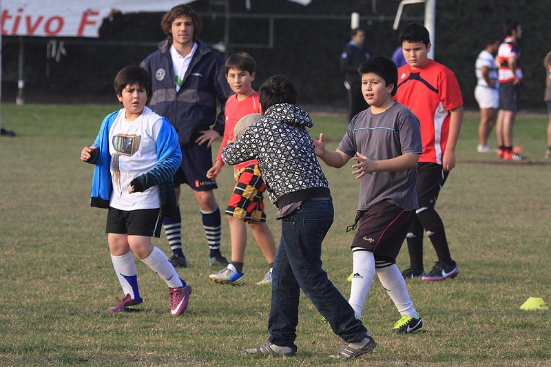 Old Boys - Halcones del Maipo 1