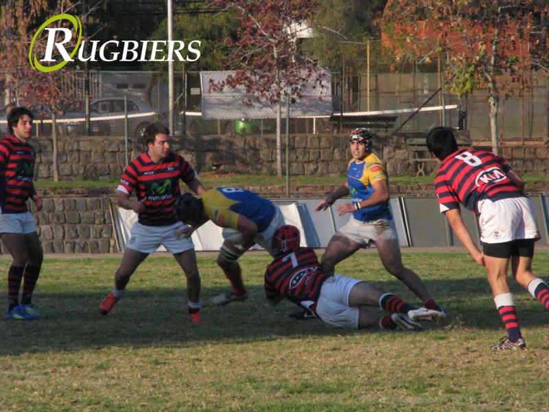 Stade vs COBS Apertura 2013 7