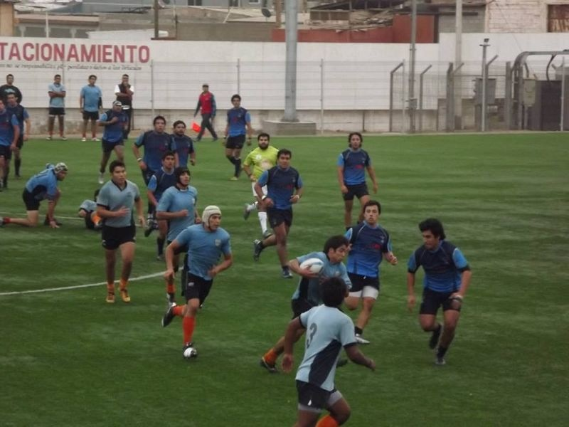 Antofagasta vs Arica 1