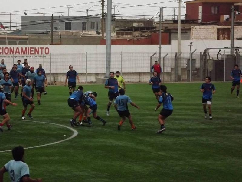 Antofagasta vs Arica 2