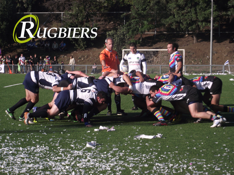 Final Desarrollo Old Newlanders vs Mano Rugby 1