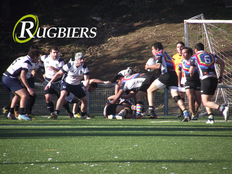 Final Desarrollo Old Newlanders vs Mano Rugby 2