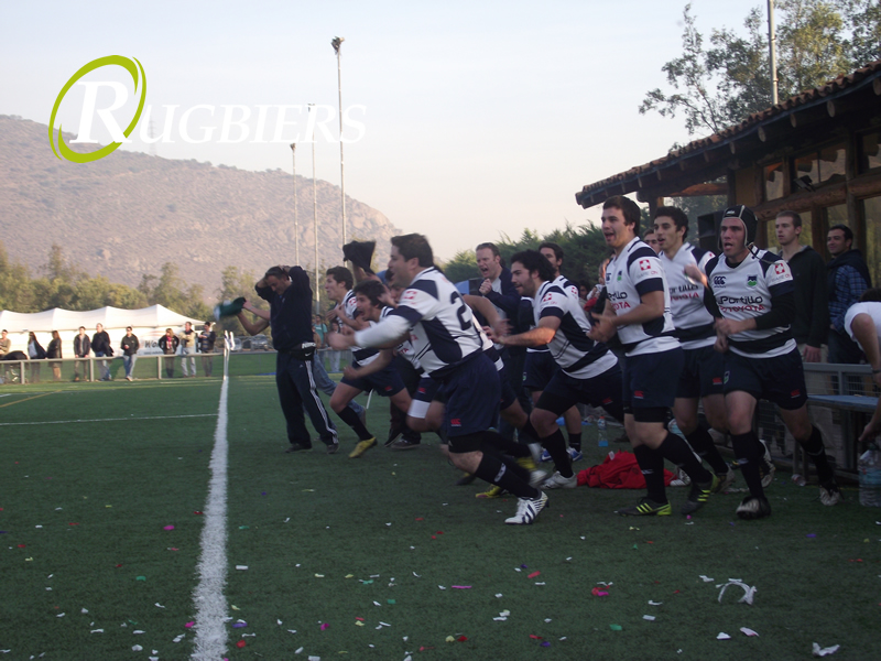 Final Desarrollo Old Newlanders vs Mano Rugby 4