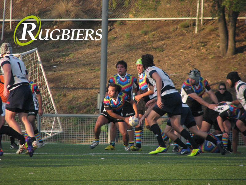Final Desarrollo Old Newlanders vs Mano Rugby 5