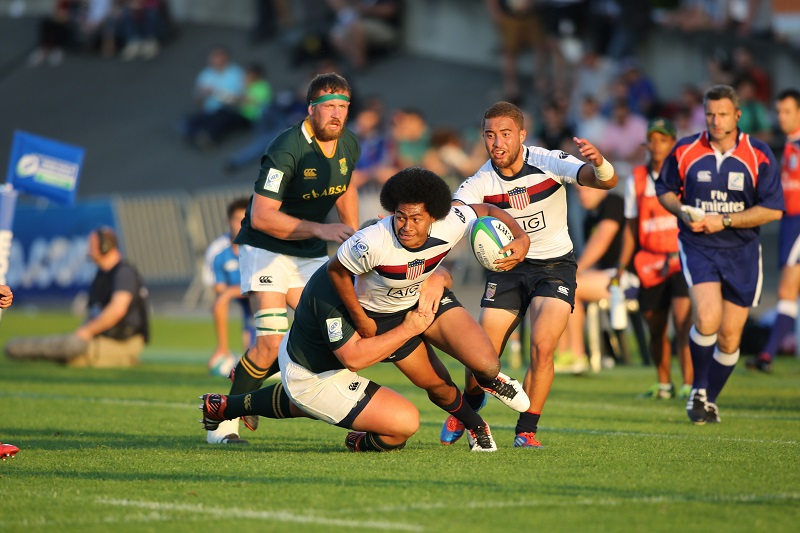JCW 2013- USA vs Sudafrica