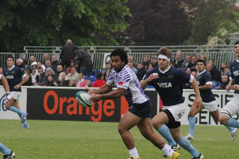 JWC 2013 Argentina vs Samoa