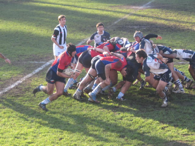 Super 14 - Old Macks vs UC 3