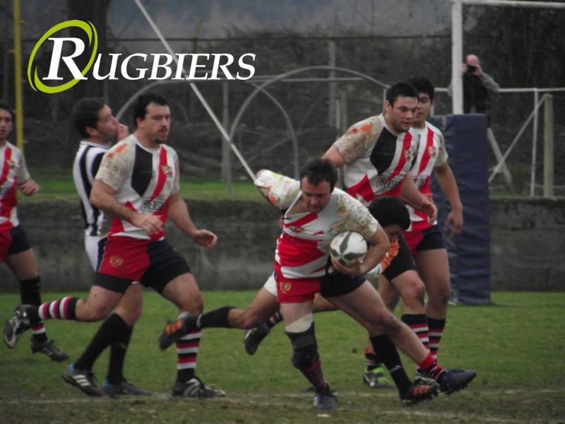 Super 14 2013 Olg Georgians vs Viña RC 6