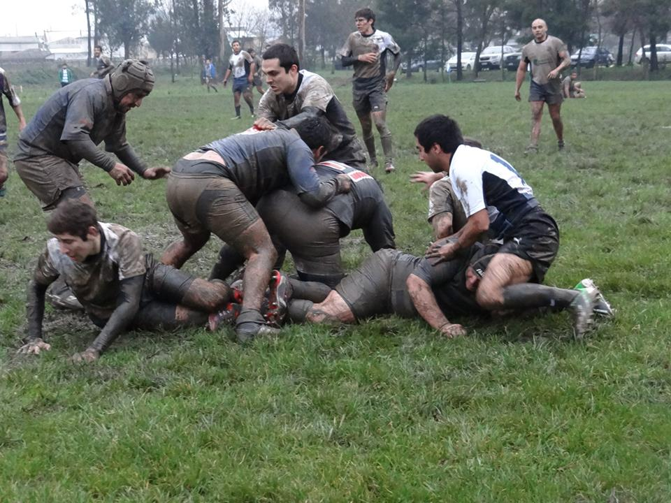 Torneo Aruco 2013 - Old Saxons vs UBB 3