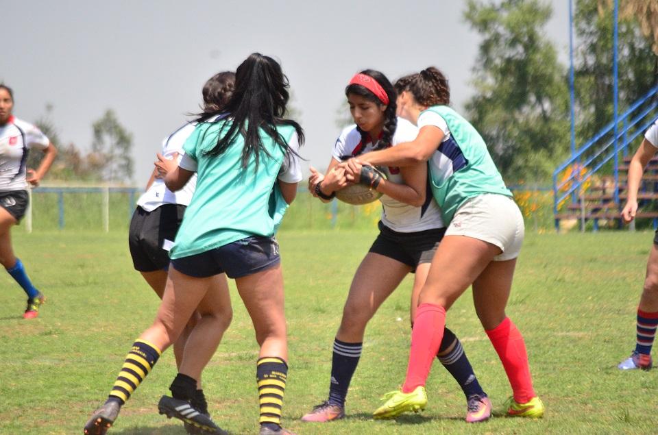 Entrenamiento Chile Femenino 3