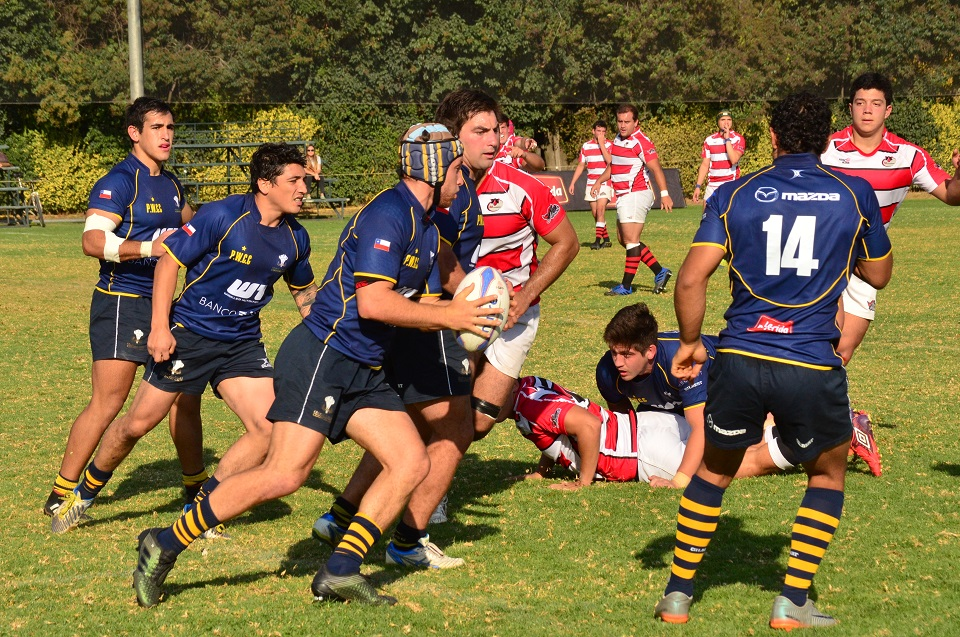 Apertura Arusa 2018 – PWCC vs Old Reds 4