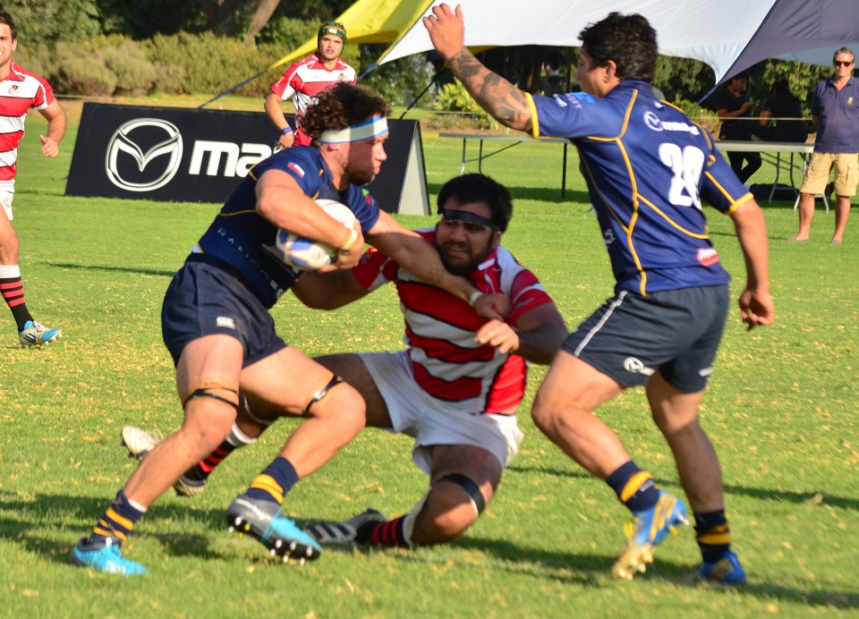 Apertura Arusa 2018 – PWCC vs Old Reds 5