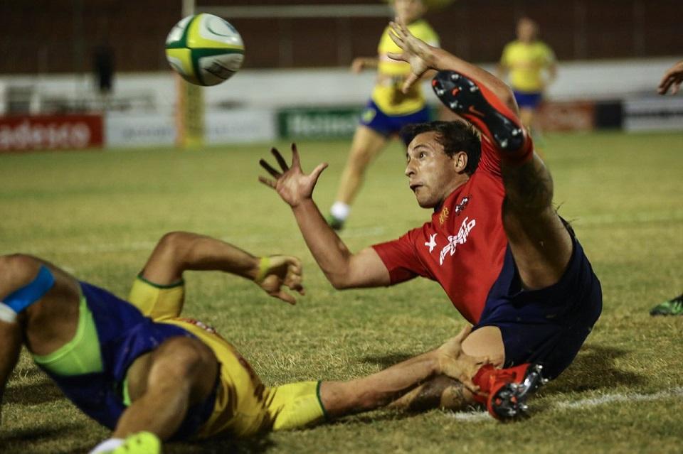 Sudamericano 2018 – Brasil 28-12 Chile 1
