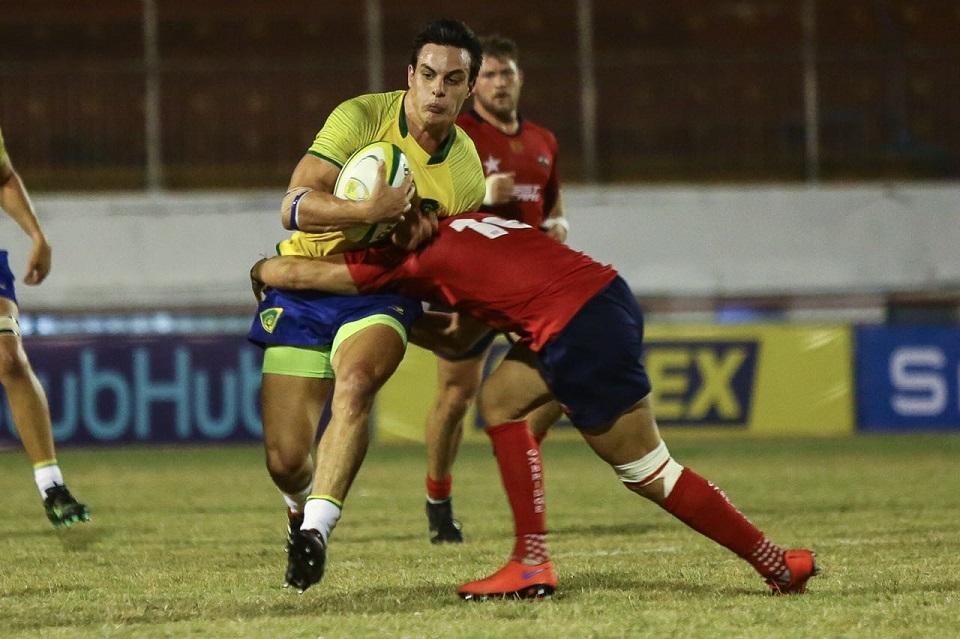Sudamericano 2018 – Brasil 28-12 Chile 2