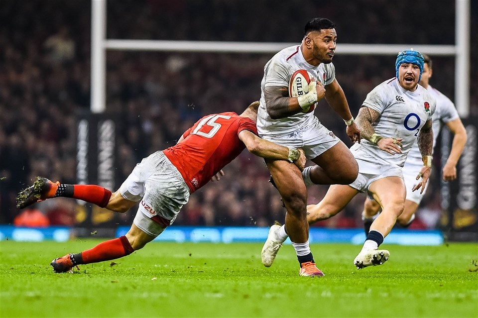 Wales v England, Guinness Six Nations