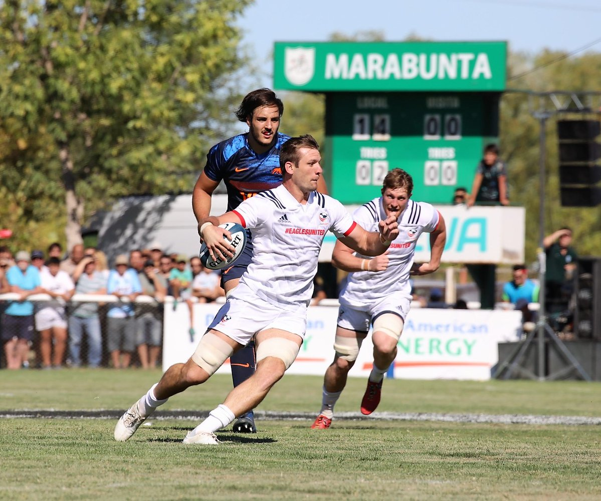 ARC 2019 – Argentina vs USA 3