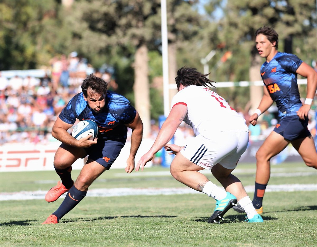 ARC 2019 – Argentina vs USA 7