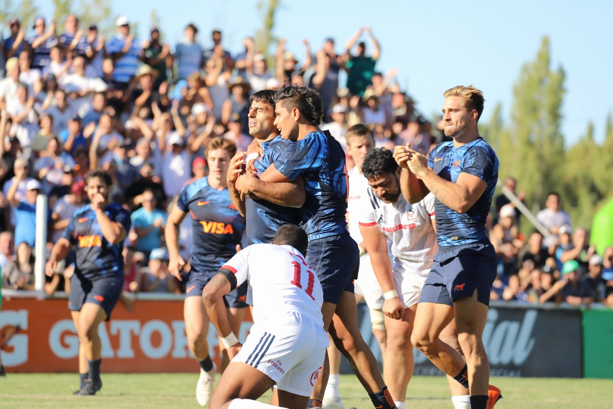 ARC 2019 – Argentina vs USA 8