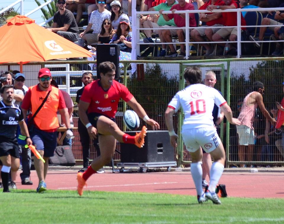 ARC 2019 – Chile vs USA 5