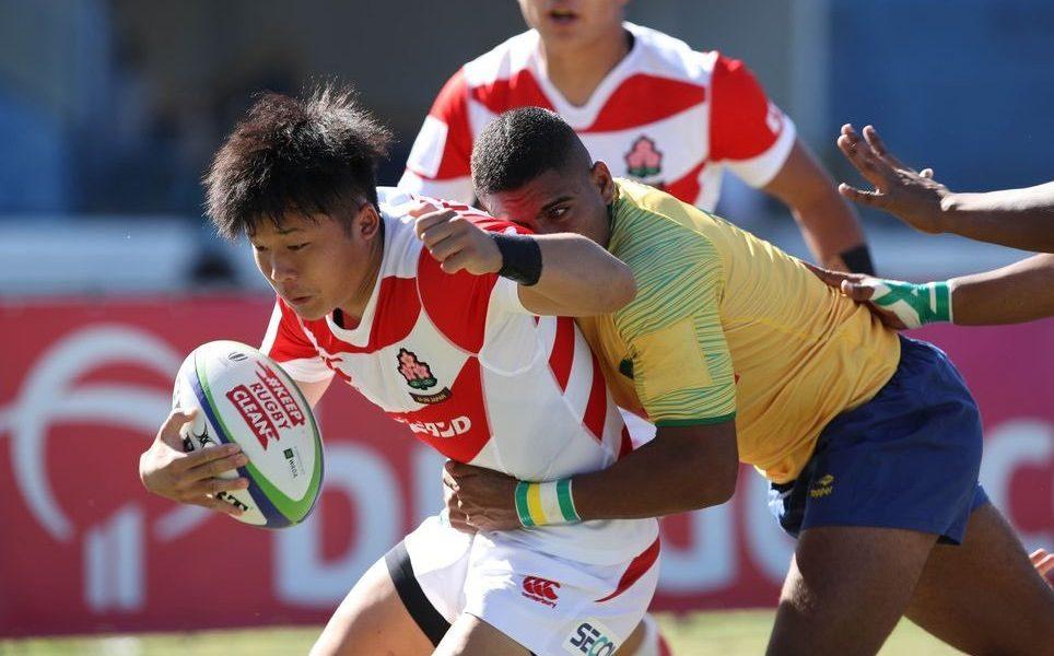 Trophy 2019 - Brasil vs Japon