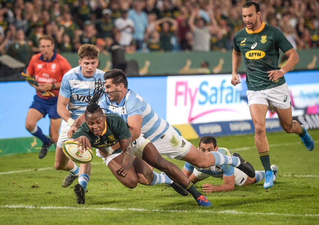 Sudafrica vs Argentina